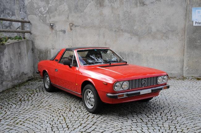 coupe Lancia Beta 1600