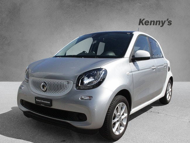 saloon Smart Forfour Passion twinamic