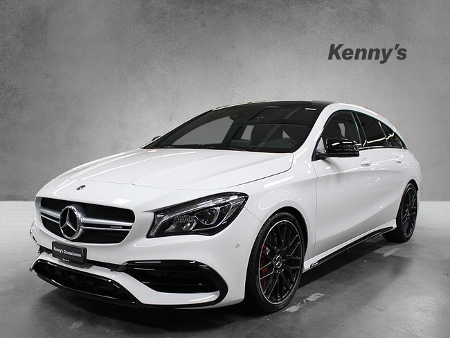 estate Mercedes-Benz CLA-Klasse CLA 45 AMG 4Matic Shooting Brake