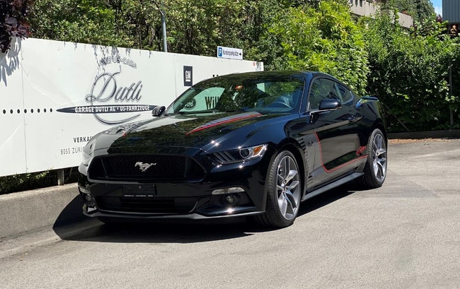 coupe Ford USA Mustang Coupé 5.0 V8 GT Premium