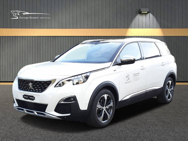suv Peugeot 5008 GT 2.0 BlueHDi 180PS