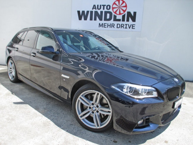 estate BMW 5er 535d xDrive Touring