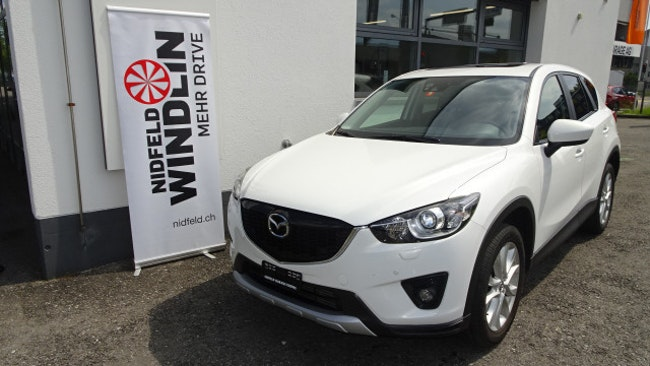 suv Mazda CX-5 2.2 D Revolution AWD