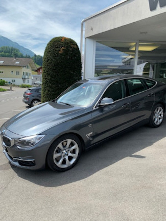 saloon BMW 3er 335i GT xDrive Luxury