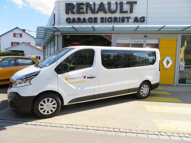 bus Renault Trafic Grand Pass.1.6 dCi TT Expr.