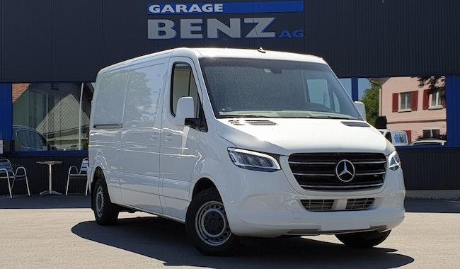 van Mercedes-Benz Sprinter 214 Kastenwagen 2.2 CDI