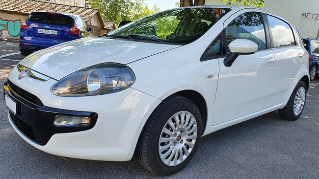 saloon Fiat Punto Evo 1.4 MyLife