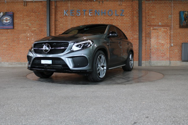 suv Mercedes-Benz GLE-Klasse GLE Coupé 43 AMG 4Matic