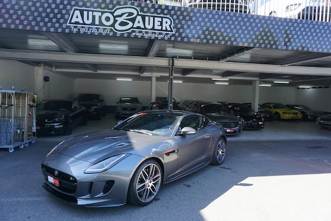 coupe Jaguar F-Type Coupé 5.0 V8 R AWD