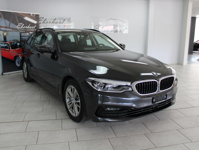estate BMW 5er 530d xDrive Touring Sport Line