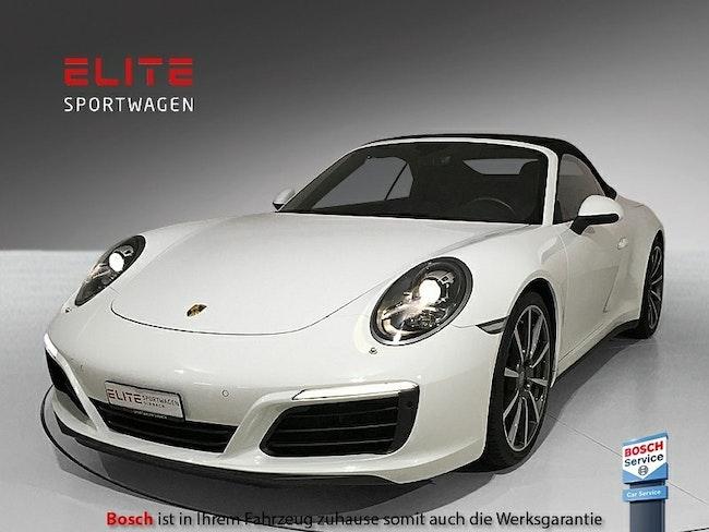cabriolet Porsche 911 Carrera 4S Cabrio