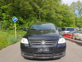saloon VW Fox 1.2 55