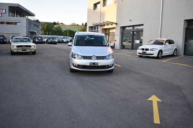 van VW Sharan 2.0 TDI BMT Comfortline DSG