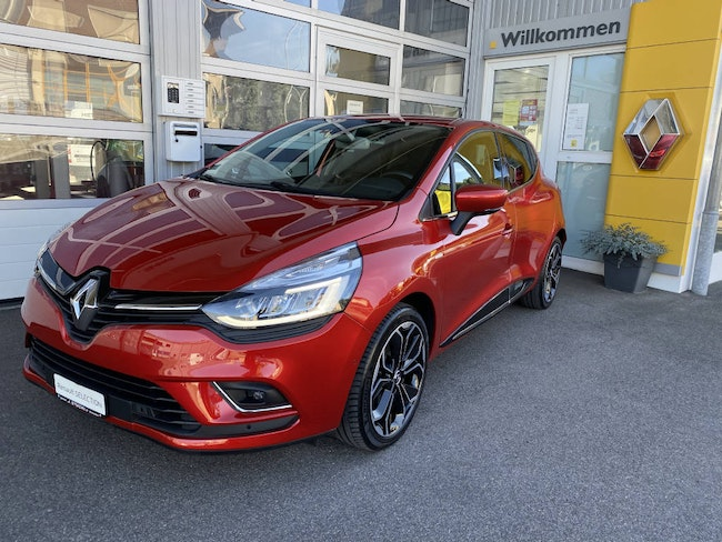 saloon Renault Clio 1.2 TCe 120 Swiss Edition S/S