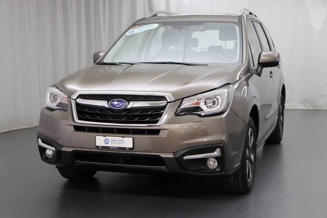 suv Subaru Forester 2.0 Swiss Plus
