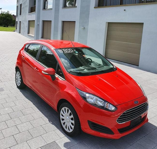 saloon Ford Fiesta 1.0 EcoB 100 Trend