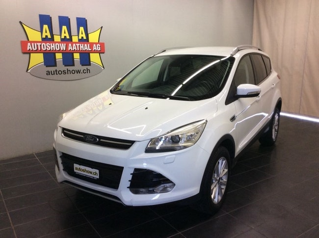 suv Ford Kuga 2.0 TDCi Trend 4WD PowerShift
