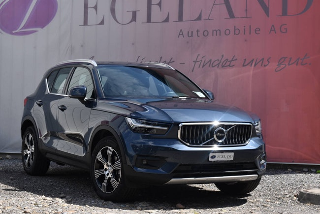 suv Volvo XC40 2.0 D3 Inscription