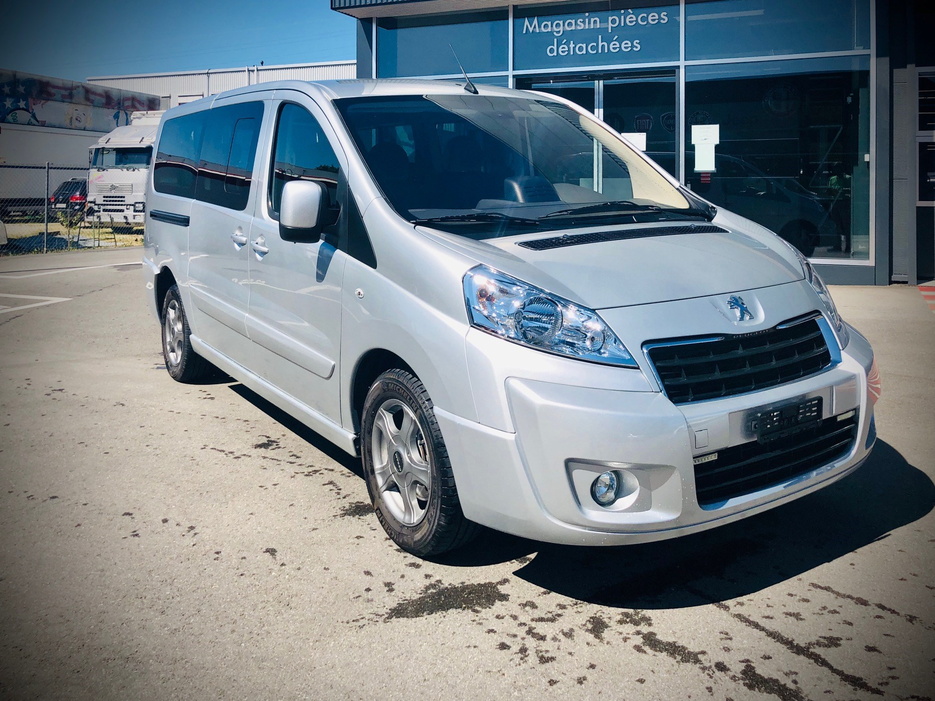 bus Peugeot Expert Tepee L2 2.0 HDI 163 Active 9P