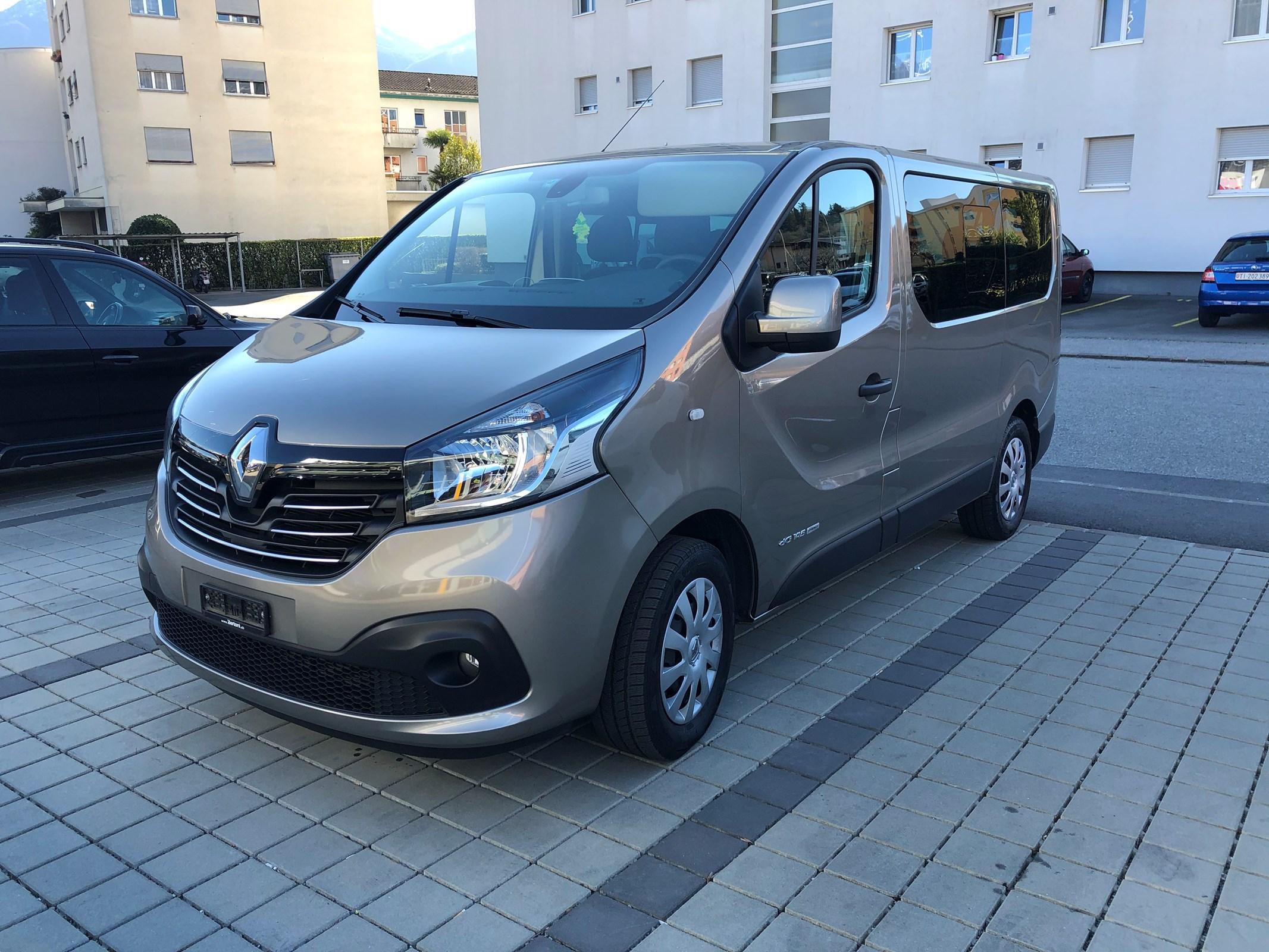 bus Renault Trafic ENERGY dCi 145 Passenger Dynamique
