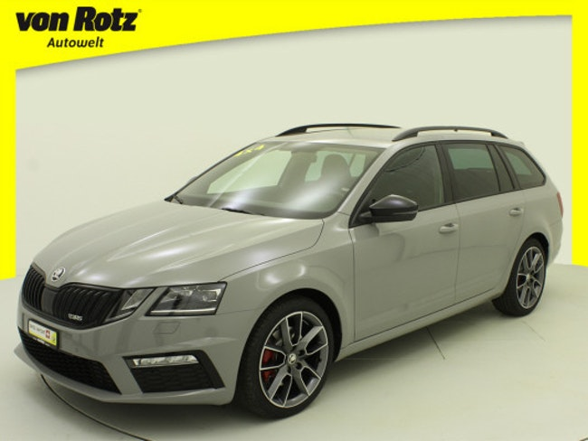 estate Skoda Octavia 2.0TDI RS 4x4