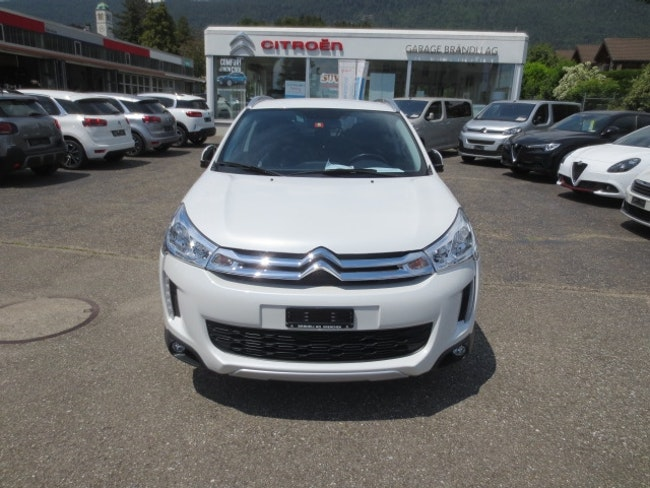 suv Citroën C4 Aircross 1.6 HDi 115 Coll.4WD S/S