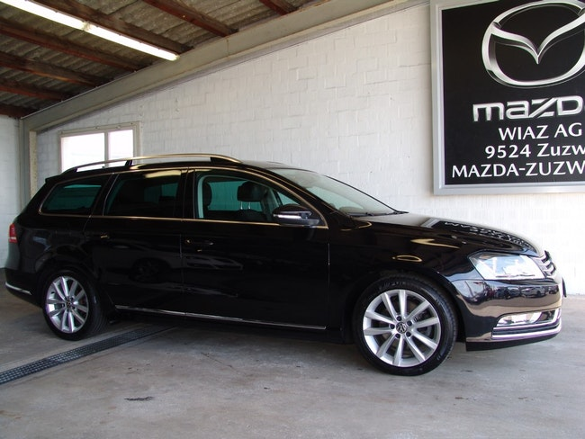 estate VW Passat Variant 2.0 TDI 170 BlueMT High.D