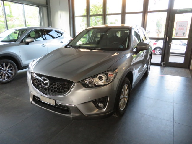 suv Mazda CX-5 2.0 Ambition AWD