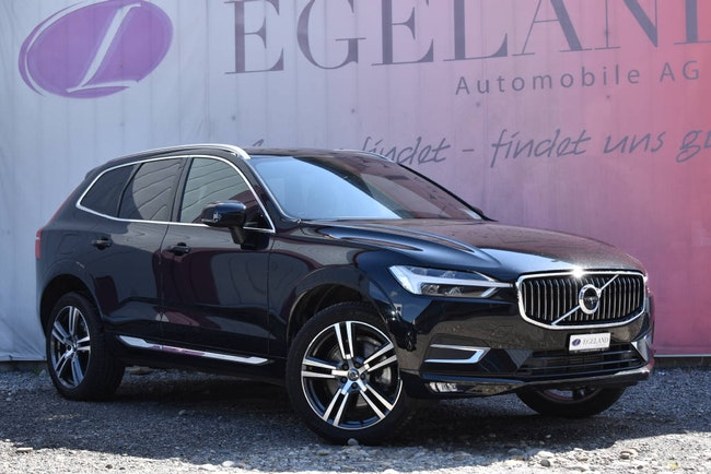 suv Volvo XC60 2.0 T6 Inscription AWD