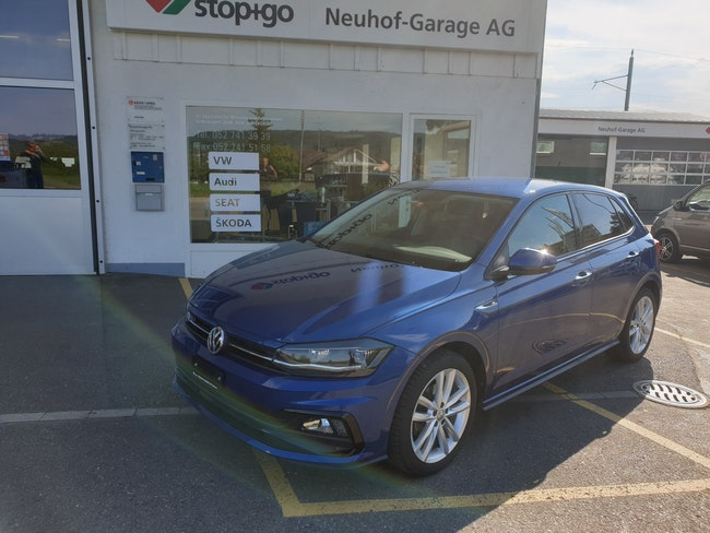 saloon VW Polo 1.0 TSI 115 beats