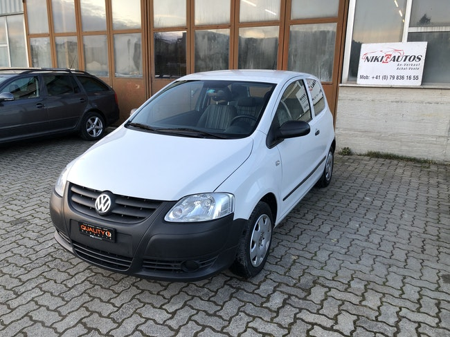 saloon VW Fox 1.4 75