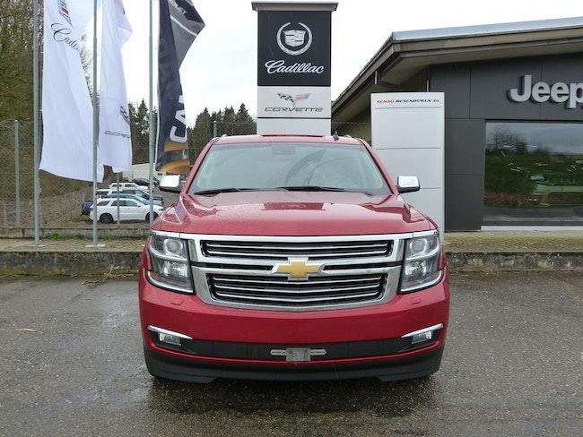 suv Chevrolet Tahoe LTZ