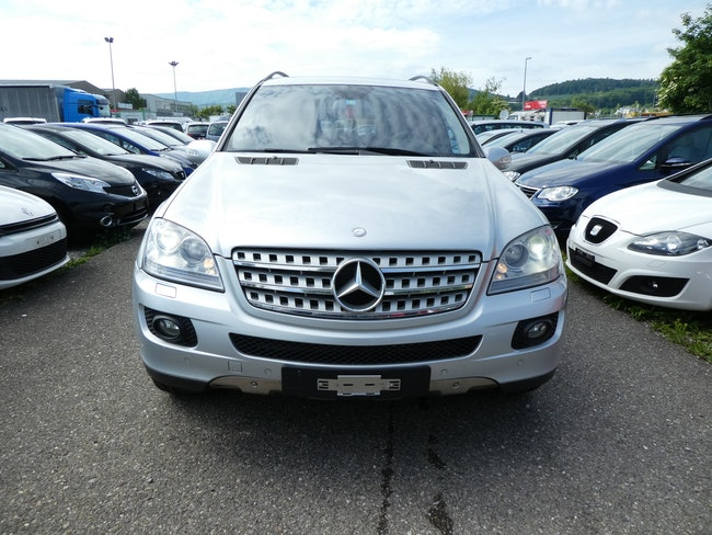 suv Mercedes-Benz M-Klasse ML 320 CDI 4Matic 7G-Tronic