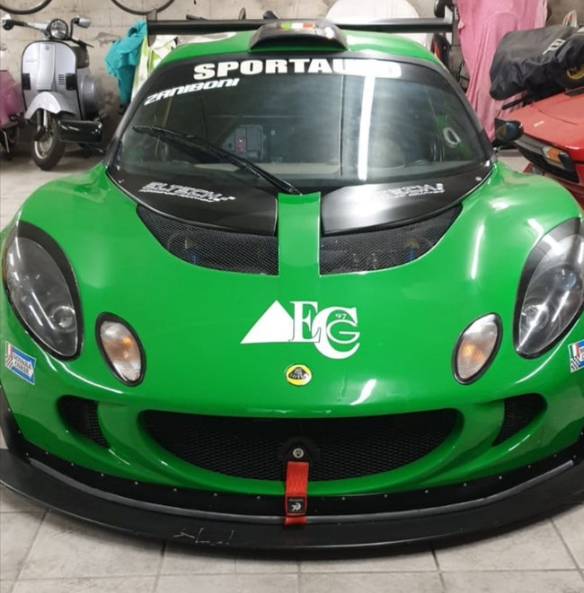 coupe Lotus Exige Exige