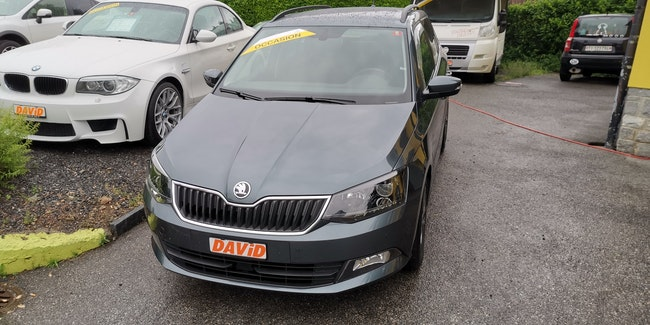 estate Skoda Fabia 1.0 TSI Swiss Line 25