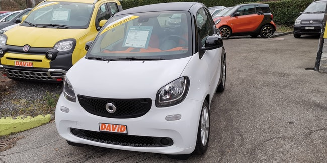 saloon Smart Fortwo passion