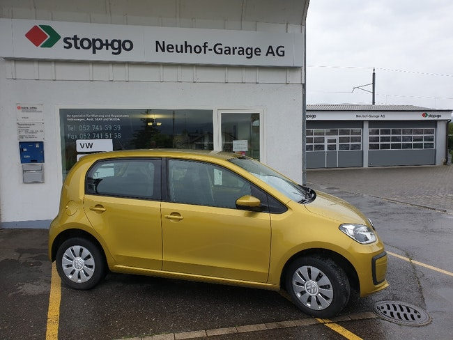 saloon VW Up 1.0 MPI 60 Move