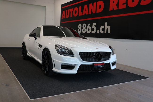 cabriolet Mercedes-Benz SLK 55 AMG 7G-Tronic Speedshift Plus