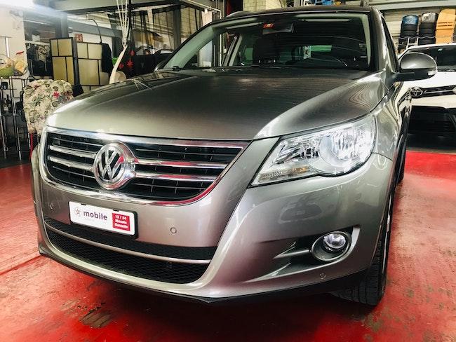 suv VW Tiguan 1.4 TSI BlueMotion Value 4x2