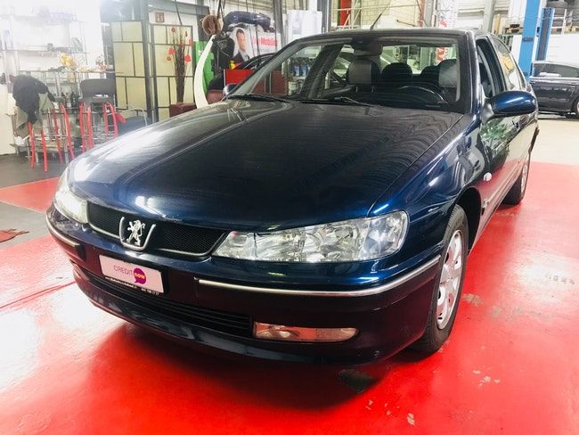 saloon Peugeot 406 ST 2.0 HDi A