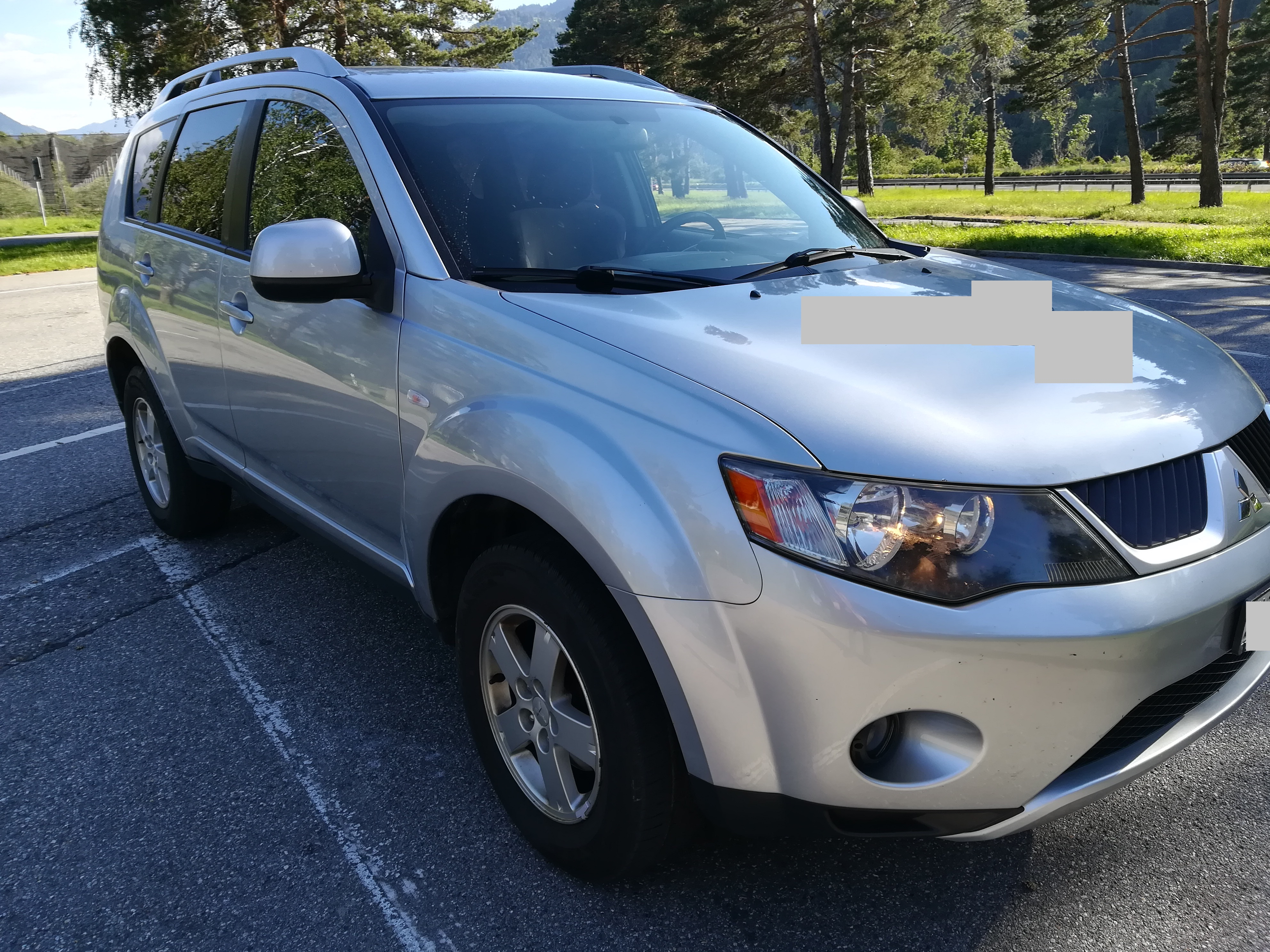 suv Mitsubishi Outlander 2.0 DID Inform