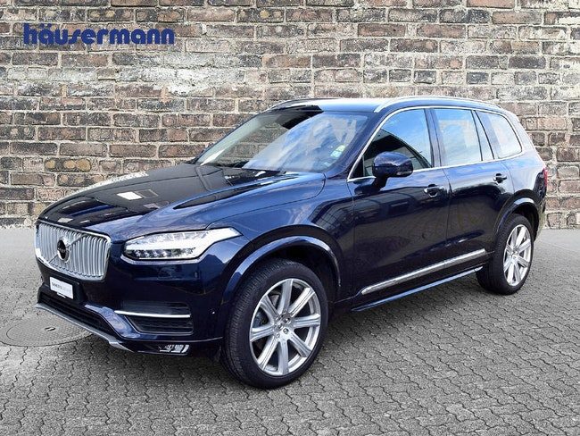 suv Volvo XC90 2.0 D5 Inscription 5P. AWD