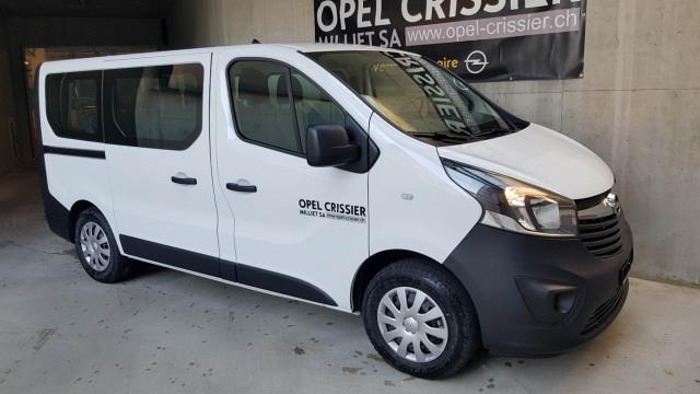 bus Opel Vivaro 1.6CDTI 2.9 L1
