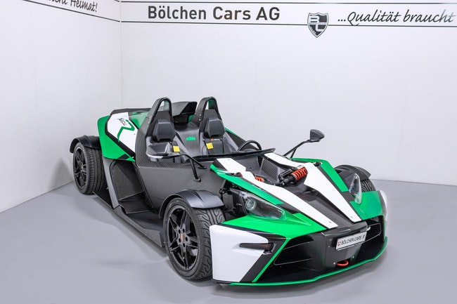 cabriolet KTM X-BOW RS-R 360