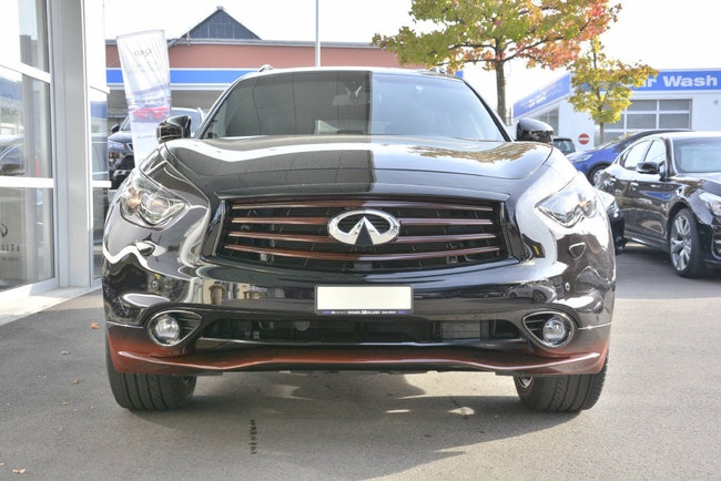 suv Infiniti QX70 3.7 S Ultimate AWD