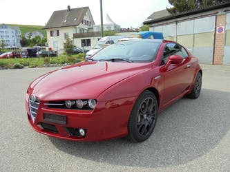 Alfa Romeo Brera 3.2 JTS V6 Q4 99'500 km CHF11'900 - kaufen auf carforyou.ch - 2