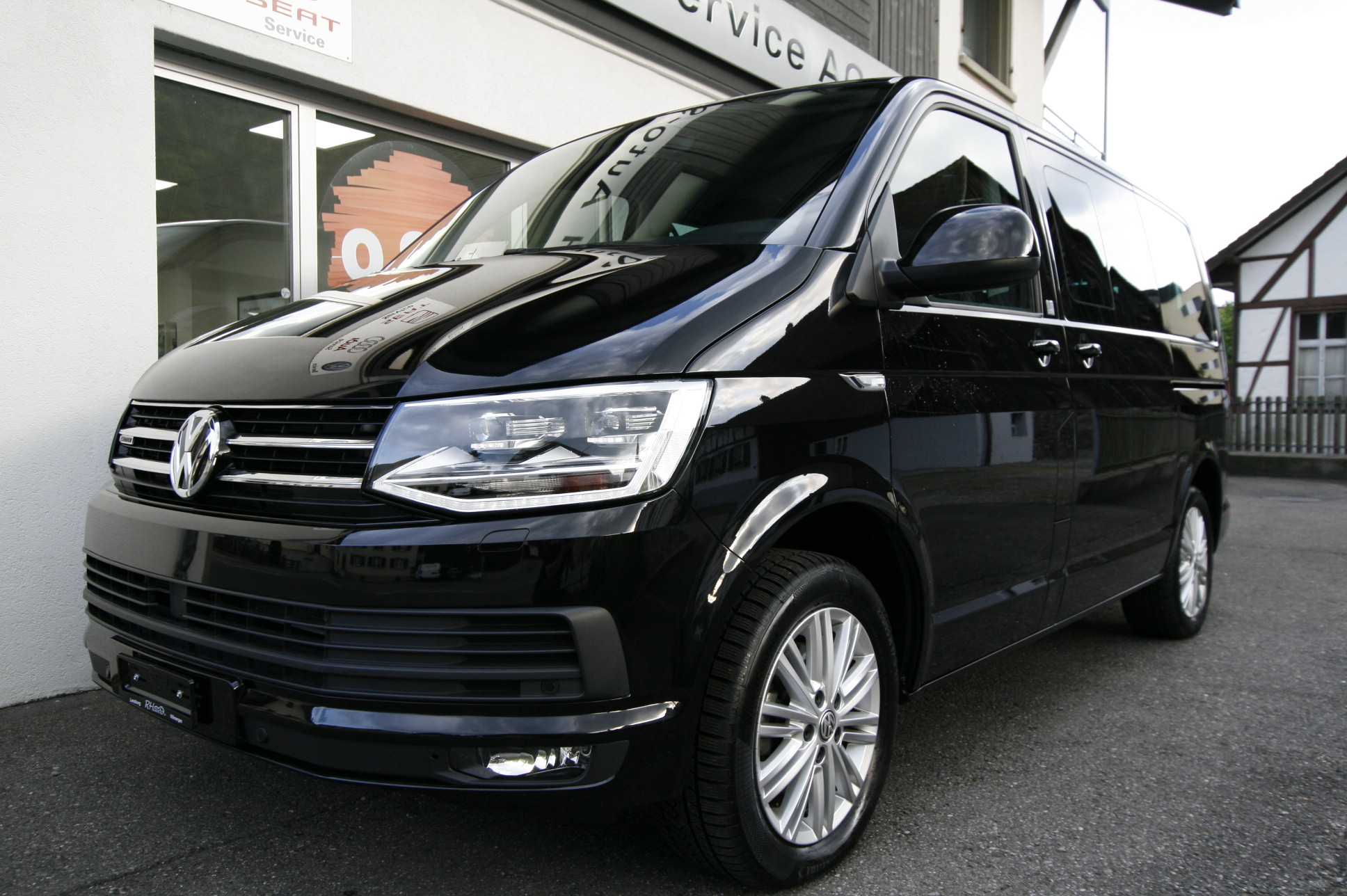 bus VW T6 Caravelle 2.0 TDI 150 CL Liberty 4M