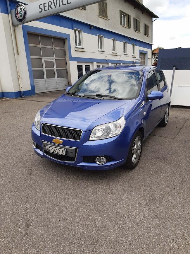saloon Chevrolet Aveo 1.4 16V LT
