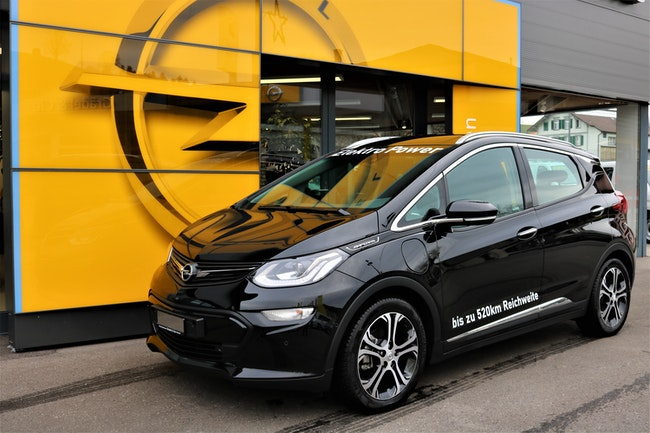 saloon Opel Ampera -e Electric Excellence