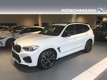 suv BMW X3 M xDrive Competition Steptronic